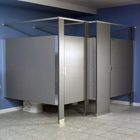 Partitions - Custom bathroom partitions